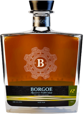 Borgoe Reserve Collection 12-Year rum