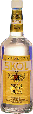 Skol light rum