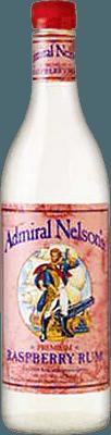 Medium admiral nelson s premium raspberry rum