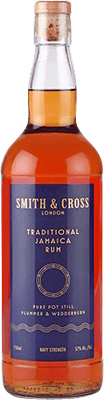 Medium smith and cross navy strength rum
