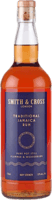Small smith and cross navy strength rum