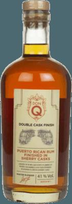Medium don q double aged sherry cask finish 8 year