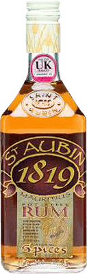 Medium st. aubin spices rum