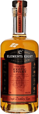 Medium elements 8 exotic spices 2 year
