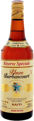 Barbancourt 5 star reserve especiale 8 year rum