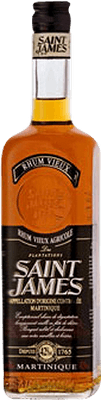Medium st. james vieux rum