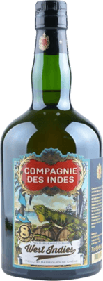 Medium compagnie des indes west indies 8 year