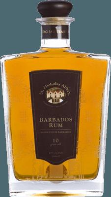 Medium st. nicholas abbey 10 year rum