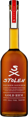 Stolen gold rum