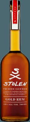 Medium stolen gold rum