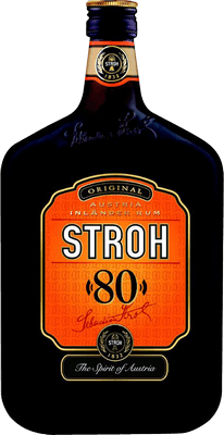Medium stroh original 80 rum