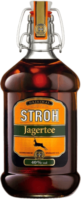 Medium stroh jagertee