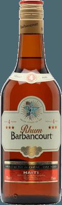 Medium barbancourt three star rum 400px