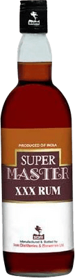 Medium super master xxx rum