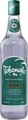 Medium takamaka bay coco rum