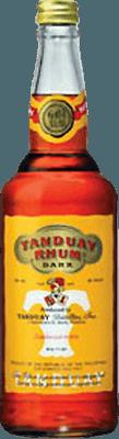 Medium tanduay dark rum