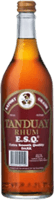 Small tanduay e.s.q. rum