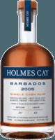 Foursquare 2005 Holmes Cay Barbados rum