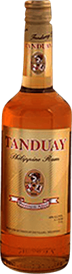 Medium tanduay philippine rum 400px