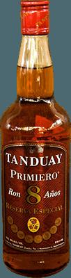 Medium tanduay primiero 8 year rum 400px