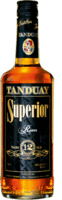 Small tanduay superior 12 year rum