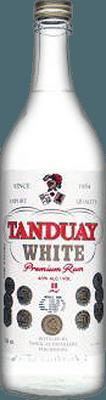 Medium tanduay white rum
