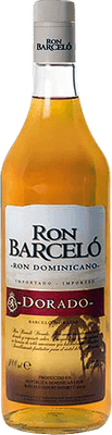 Medium barcelo dorado rum