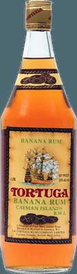 Medium tortuga banana rum