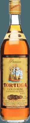 Medium tortuga gold rum