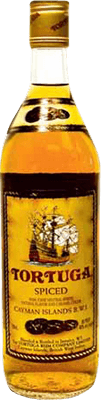 Medium tortuga spiced rum