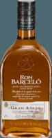 Small barcelo gran anejo rum