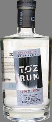 Toz white rum