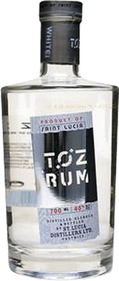 Medium toz white rum