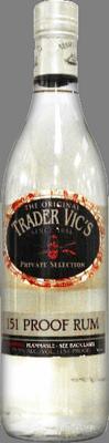 Trader vics 151 rum