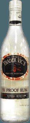 Medium trader vics 151 rum