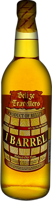 Travellers 1 barrel rum