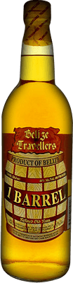 Medium travellers 1 barrel rum