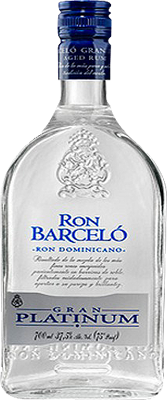 Barcel  gran platinum rum