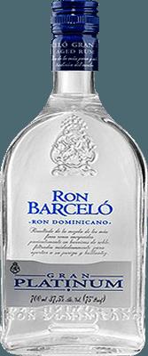 Medium barcel  gran platinum rum