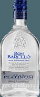 Small barcel  gran platinum rum