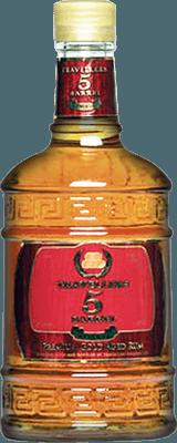 Medium travellers 5 barrel rum