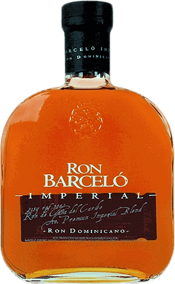 Medium barcelo imperial rum