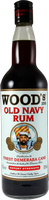 Wood 100 old navy rum rum