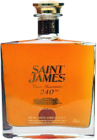 St james cuvee 240th anniversary rum
