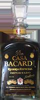 Casa bacardi reserva especial
