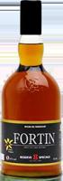 Fortin black label 8 year rum