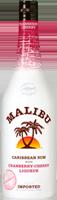 Malibu cranberry cherry rum