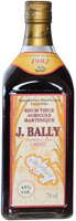 J bally 1982 rum