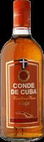 Conde de cuba anejo rum