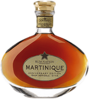 Rum nation martinique 12 year anniversary rum orginal 200px